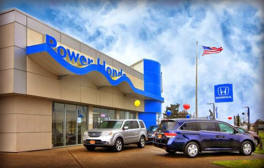 Power honda car dealership in albany or 97322 kelley for Honda dealer albany
