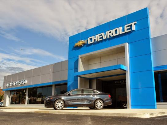 Les Stanford Chevrolet Car Dealership In Dearborn Mi