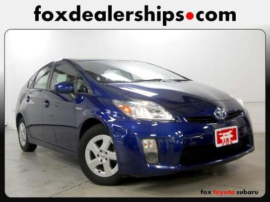 Fox Toyota Used Cars Auburn Ny