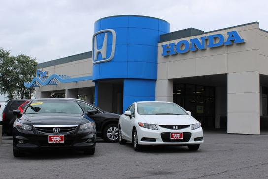 Honda Dealers Rochester Ny >> Fox Honda : Auburn, NY 13021 Car Dealership, and Auto Financing - Autotrader