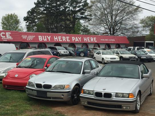 Used Cars Charlotte Nc >> Ace Auto Brokers Charlotte Nc 28227 9402 Car Dealership And