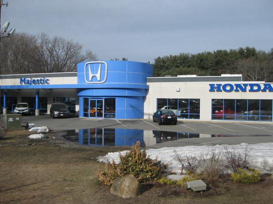 majestic honda lincoln ri 02865 car dealership and
