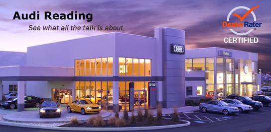 Audi Reading Volkswagen Reading Car Dealership In Leesport