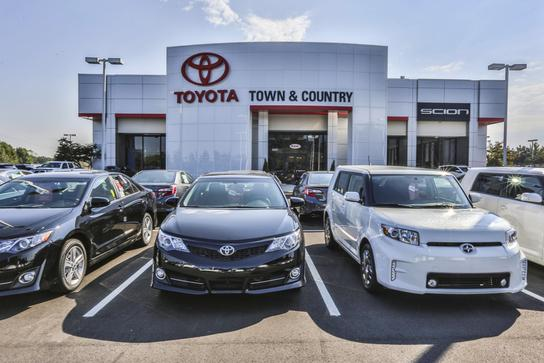Town & Country Toyota : Charlotte, NC 28273 Car Dealership, and Auto ...