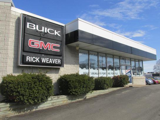 rick weaver buick gmc erie pa 16512 1511 car dealership and auto financing autotrader. Black Bedroom Furniture Sets. Home Design Ideas