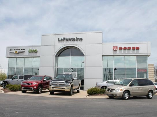 LaFontaine Chrysler Jeep Dodge Ram 2