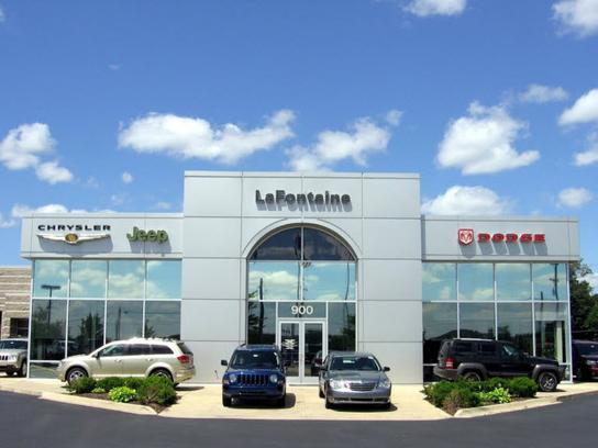 LaFontaine Chrysler Jeep Dodge Ram