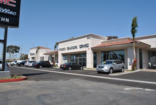 Hoehn Used Cars >> Carlsbad Buick GMC Cadillac : Carlsbad, CA 92008 Car ...