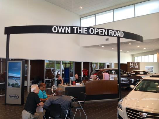 cadillac of south charlotte car dealership in pineville nc 28134. Cars Review. Best American Auto & Cars Review