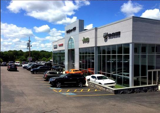 BrighamGill Chrysler Jeep Dodge RAM Natick MA Car - Chrysler dealers in ma