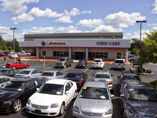 LaFontaine Used Cars Fenton