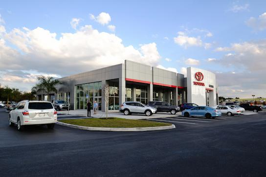 Germain Toyota Of Sarasota Sarasota Fl 34231 Car