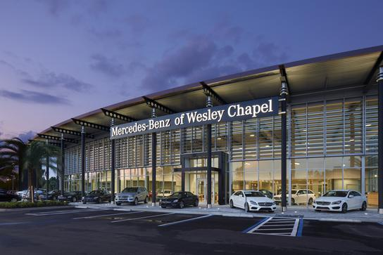 Mercedes Benz Of Wesley Chapel Car Dealership In Wesley