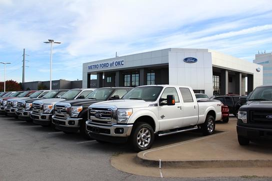 Joe Cooper Ford Your Yukon Oklahoma Ford Dealer For New ...
