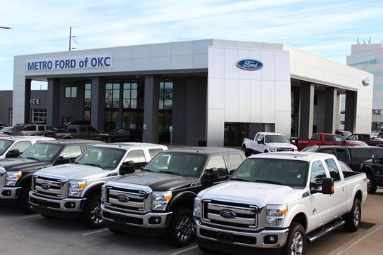 metro ford of okc new cars used cars find cars for. Black Bedroom Furniture Sets. Home Design Ideas
