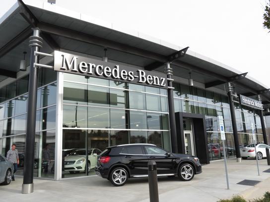 Hendrick motors of charlotte car dealership in charlotte for Mercedes benz dealership charlotte nc