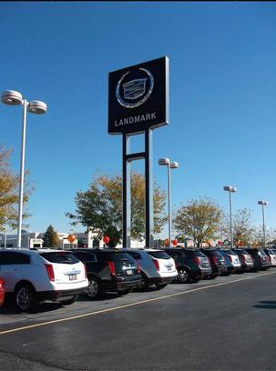 Landmark Cadillac : SPRINGFIELD, IL 62711 Car Dealership ...