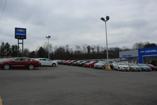 King Coal Chevrolet >> King Coal Chevrolet : Oak Hill, WV 25901-2745 Car Dealership, and Auto Financing - Autotrader
