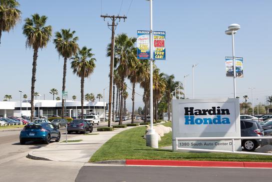 Hardin Honda Used Cars Anaheim Ca