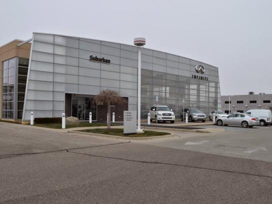 Suburban Infiniti Troy Troy Mi 48084 Car Dealership