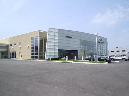 Suburban Infiniti Troy Car Dealership In Troy Mi 48084