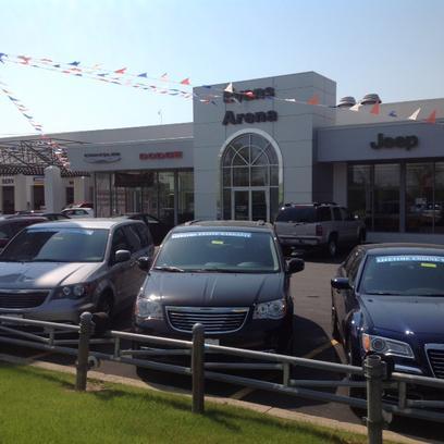evans arena chrysler dodge jeep ram dayton oh 45415 2724 car dealership and auto financing. Black Bedroom Furniture Sets. Home Design Ideas