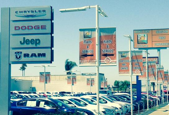 orange coast chrysler jeep dodge car dealership in costa mesa ca. Cars Review. Best American Auto & Cars Review