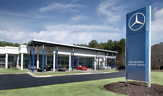 Mercedes benz of south atlanta atlanta ga 30349 3600 for Mercedes benz dealers in texas