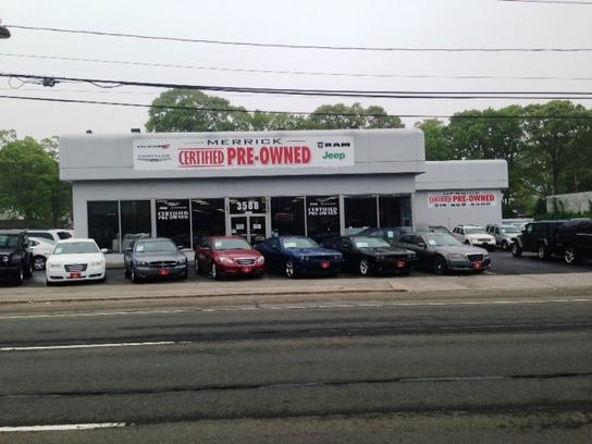 Merrick Dodge Chrysler Jeep of Wantagh 1
