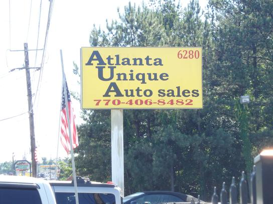 Atlanta Unique Auto Sales
