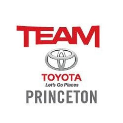 Team Toyota Of Princeton Certified Pre Owned Used Toyota ...