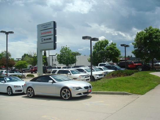 Boulder Chrysler Dodge Ram 2