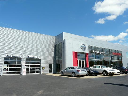 Jack Ingram Nissan : MONTGOMERY, AL 36117-2009 Car Dealership, and