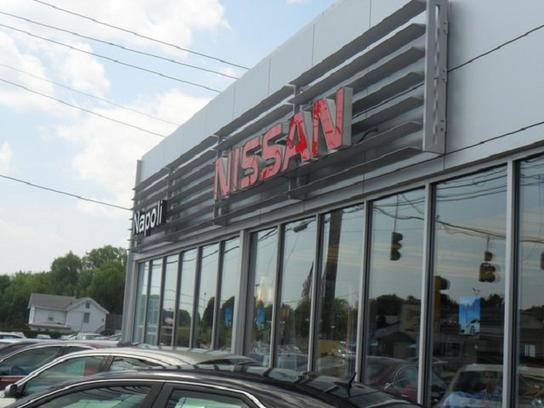 Napoli Nissan : Milford, CT 06460 Car Dealership, and Auto Financing