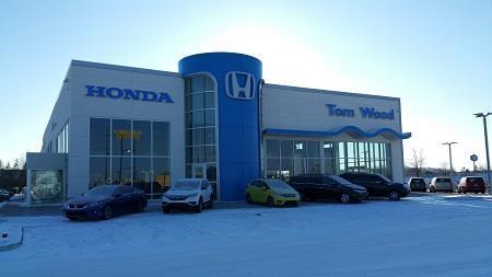 Tom Wood Honda Anderson In 46013 Car Dealership And