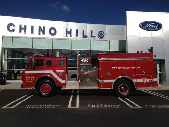 Chino Hills Ford 1