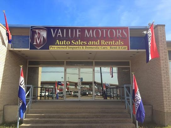 Value Motors