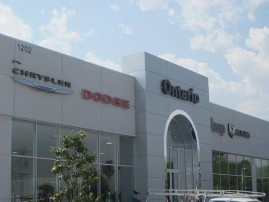 Jeep Chrysler Dodge Of Ontario ONTARIO CA Car - Ontario chrysler jeep