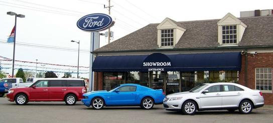 carriage ford clarksville in 47129 car dealership and auto financing autotrader. Black Bedroom Furniture Sets. Home Design Ideas