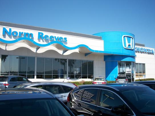 Norm Reeves Honda Superstore Irvine