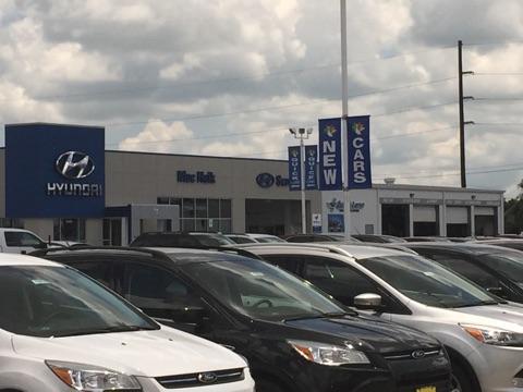 Mac Haik Ford car dealership in Victoria TX