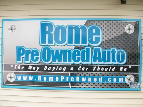 used cars for sale at rome pre owned auto sales rome ny autos post. Black Bedroom Furniture Sets. Home Design Ideas