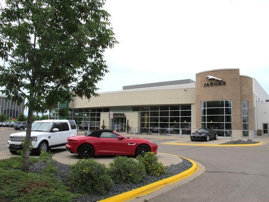 Jaguar Land Rover Minneapolis : Golden Valley, MN 55426 Car ...