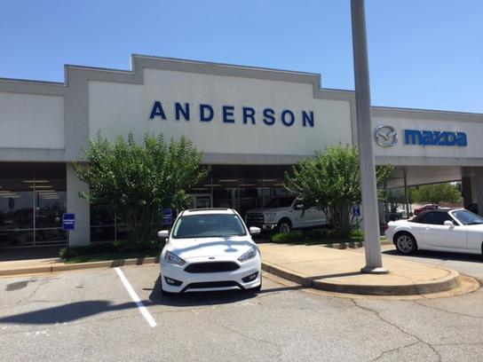 Anderson Ford Mazda Anderson SC Car Dealership And Auto - Ford mazda dealership