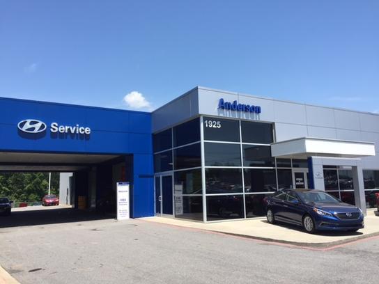 Hyundai of Anderson : ANDERSON, SC 29625 Car Dealership ...