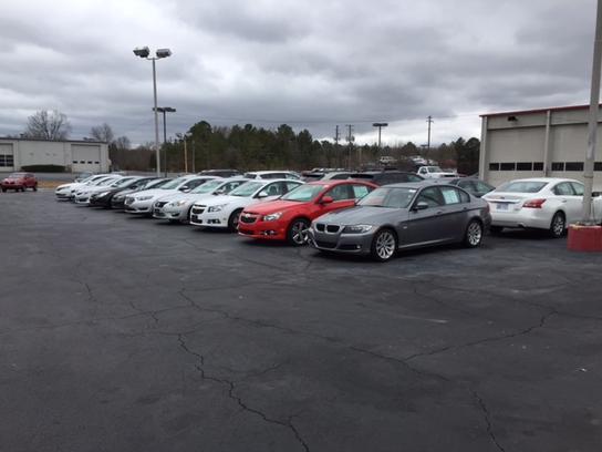 Landers Car Dealership Little Rock