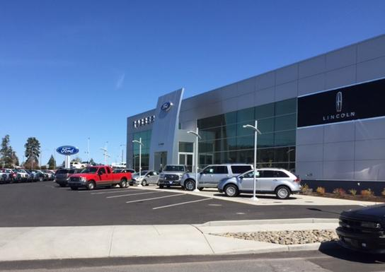 Ford dealers lincoln ne for Murphy motors lincoln nebraska