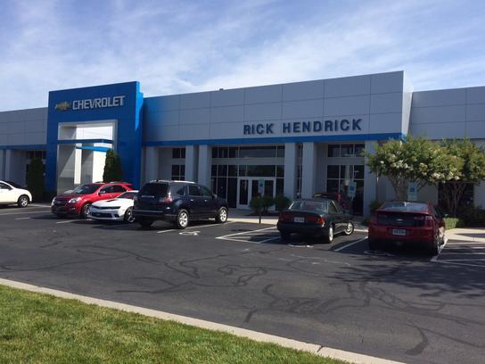 rick hendrick chevrolet buick gmc car dealership in henrico va 23233 1001 kelley blue book. Black Bedroom Furniture Sets. Home Design Ideas