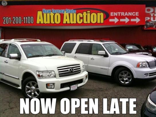 NJ State Auto Auction