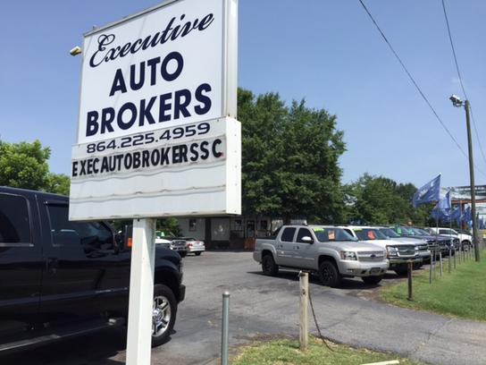 Executive Auto Brokers : Anderson, SC 29625 Car Dealership ...